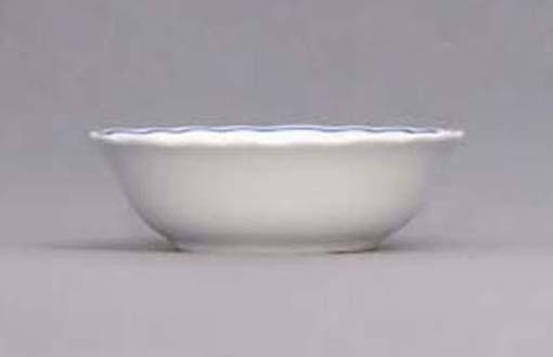 Eco Zwiebelmuster Fruit Bowl 14cm, Bohemia Porcelain from Dubi