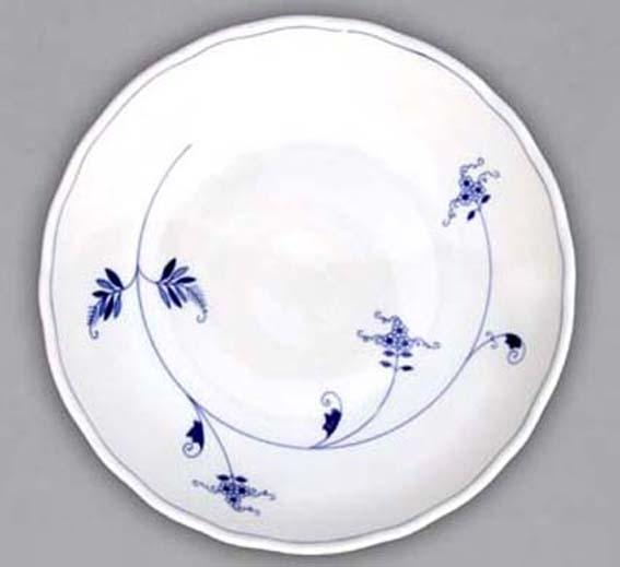 Eco Zwiebelmuster Fruit Bowl 27.5cm, Bohemia Porcelain from Dubi