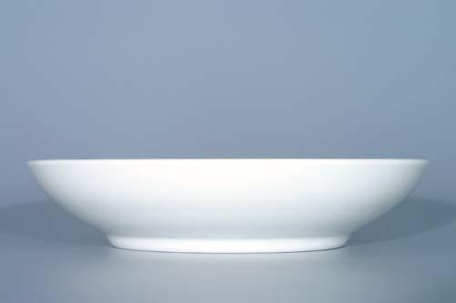 Zwiebelmuster Fruit Bowl 20.5cm, Original Bohemia Porcelain from Dubi