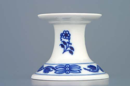 Zwiebelmuster Kerzenleuchter 1991/1 6cm Original Bohemia Porzellan aus Dubi