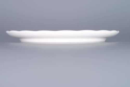 Zwiebelmuster Kannenuntersatz 14,5cm Original Bohemia Porzellan aus Dubi