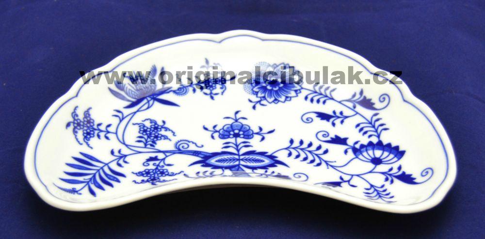 Zwiebelmuster Knochenschüssel 22cm Original Bohemia Porzellan aus Dubi