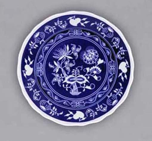 Zwiebelmuster Teller dessert 19 cm Nega zwiebelmuster Bohemia Porzellan aus Dubi
