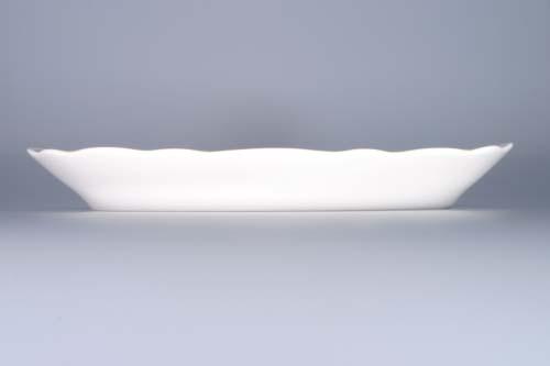 Zwiebelmuster Platte oval 32cm