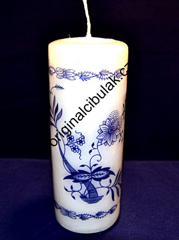 Zwiebelmuster Kerze starke 6 Stück