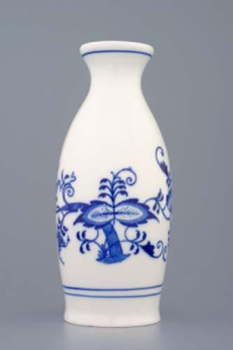Zwiebelmuster Sake Jar 16cm, Original Bohemia Porcelain from Dubi