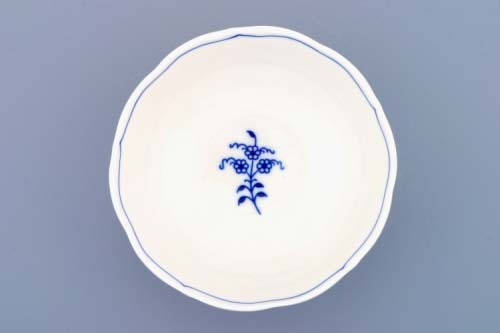 Zwiebelmuster Creamsoup Cup withou Handles, Original Bohemia Porcelain from Dubi