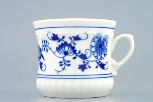 Zwiebelmuster Small Mug 0.26L, Original Bohemia Porcelain from Dubi