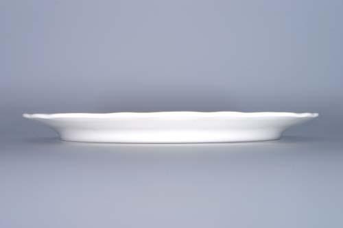 Zwiebelmuster Club Plate 30cm, Original Bohemia Porcelain from Dubi