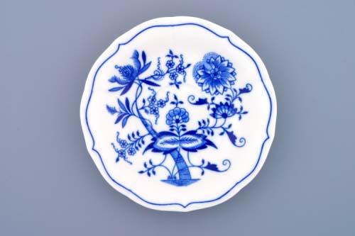Zwiebelmuster Saucer ZC/1 15.5cm, Original Bohemia Porcelain from Dubi