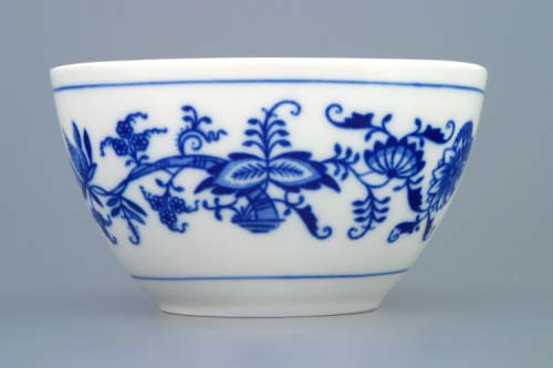 Zwiebelmuster Rice Dish 13.3cm, Original Bohemia Porcelain from Dubi