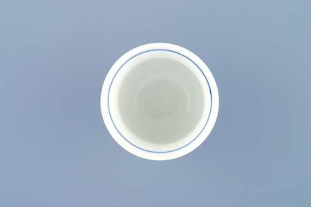 Zwiebelmuster Cup Ali 0.04L, Original Bohemia Porcelain from Dubi