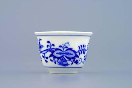 Zwiebelmuster Cup Ali II 0.05L, Original Bohemia Porcelain from Dubi