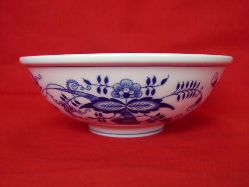 Zwiebelmuster Ramen Bowl, Original Bohemia Porcelain from Dubi
