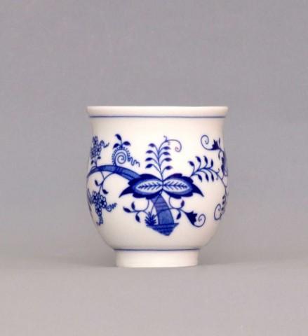 Zwiebelmuster Cup 0.18L, Original Bohemia Porcelain from Dubi