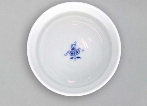 Zwiebelmuster Baking Dish Mufi,Original Bohemia Porcelain from Dubi