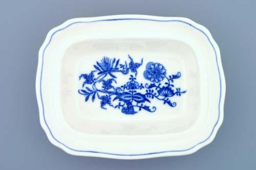 Zwiebelmuster Ragout Dish 0.25L, Original Bohemia Porcelain from Dubi