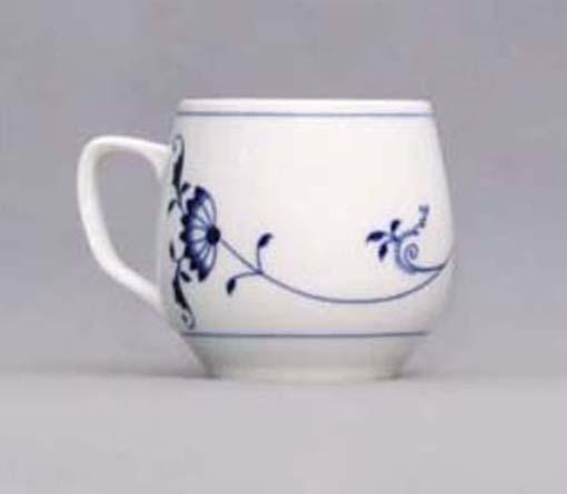 Eco Zwiebelmuster Mug Banak, Bohemia Porcelain from Dubi