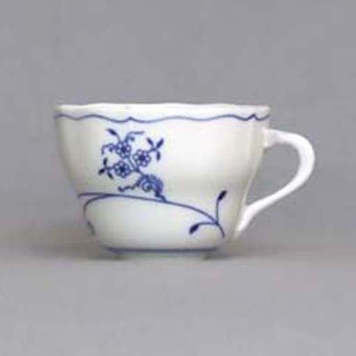 Eco Zwiebelmuster Cup Tall B, Bohemia Porcelain from Dubi