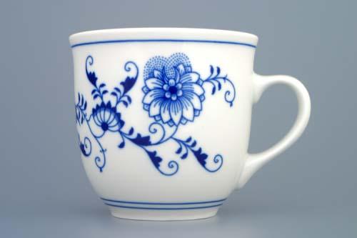 Zwiebelmuster Mug Mirek M 0.40L, Original Bohemia Porcelain from Dubi