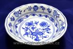 Zwiebelmuster Fruit Bowl 14cm, Original Bohemia Porcelain from Dubi