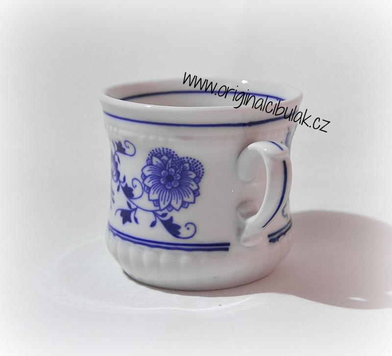 Zwiebelmuster Becher klein 0,26L Original Bohemia Porzellan aus Dubi