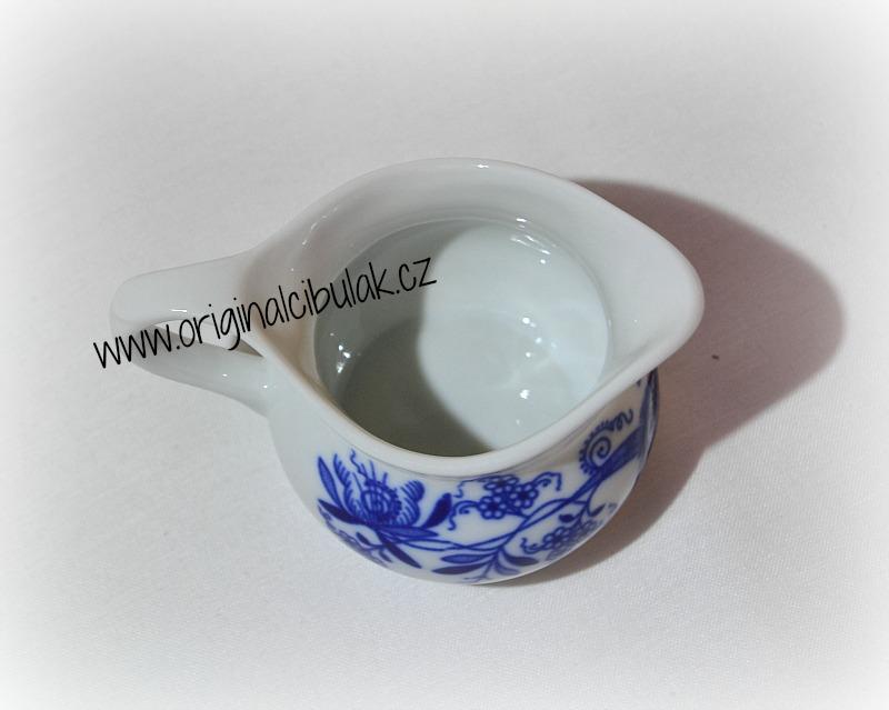 Zwiebelmuster Zitronensaftgeisser 0,10L Original Bohemia Porzellan aus Dubi