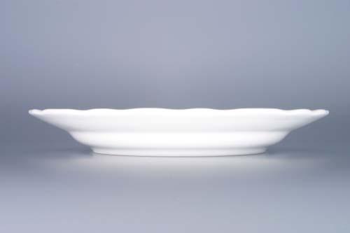 Zwiebelmuster Teller tief 24 cm Original Bohemia Porzellan aus Dubi Karlsbader