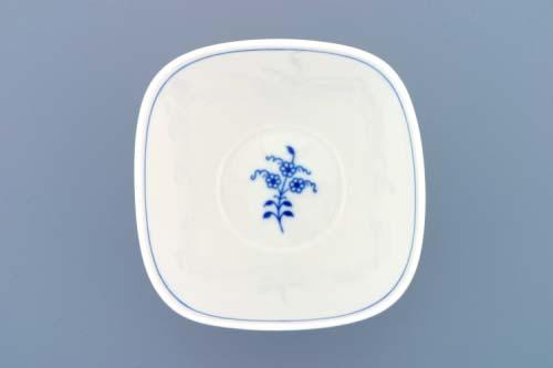 Zwiebelmuster Reisschale hoch 13,3cm Original Bohemia Porzellan aus Dubi