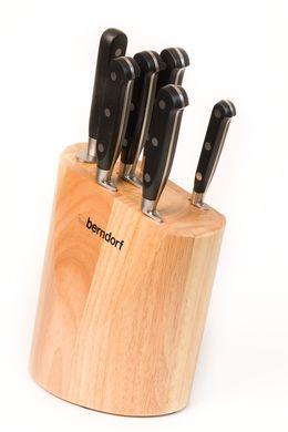 Messerblock mit Messerset 7-teilig Berndorf beste Qualität