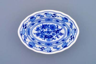 Zwiebelmuster Raviere 15cm, Original Bohemia Porcelain from Dubi