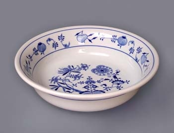 Zwiebelmuster Basin, Hygine set 35cm, Original Bohemia Porcelain from Dubi