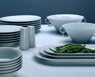 Zwiebelmuster Dining Set Bohemia, Bohemia Porcelain from Dubi